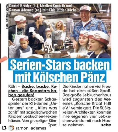 BILD Köln, Charity
