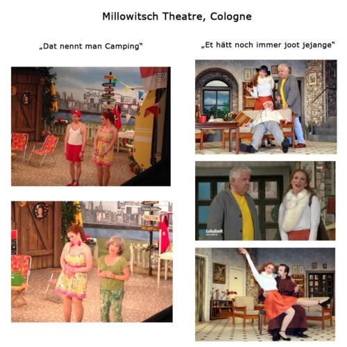 Millowitsch Theatre: Dat nennt man Camping, Et hätt joot jejange
