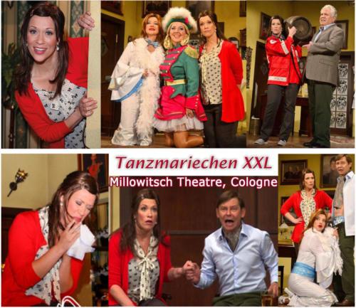Millowitsch Theatre: Tanzmariechen XXL