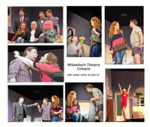 Millowitsch Theatre: Wer weiss wofür et joot is