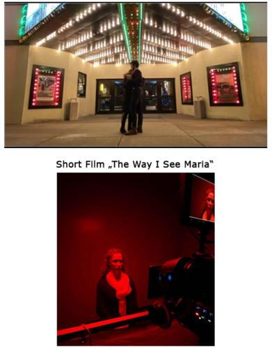 Short Film: The way I see Maria