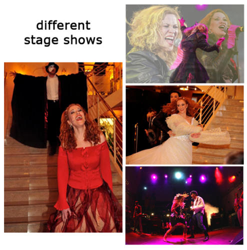 Stage Show pics